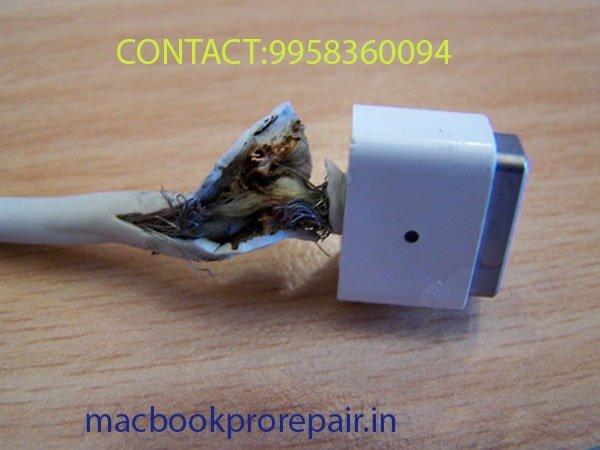 macbook charger repair in delhi