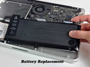MacBook Battery Replacement in Delhi Noida Gurugram