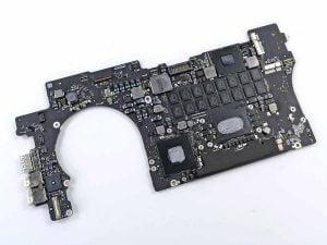 Mac Retina Logic Board Repair
