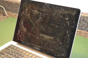 MacBook Pro Broken Glass Replacement
