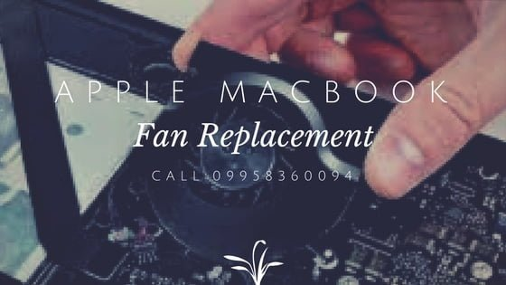 replacement fan for apple macbooks